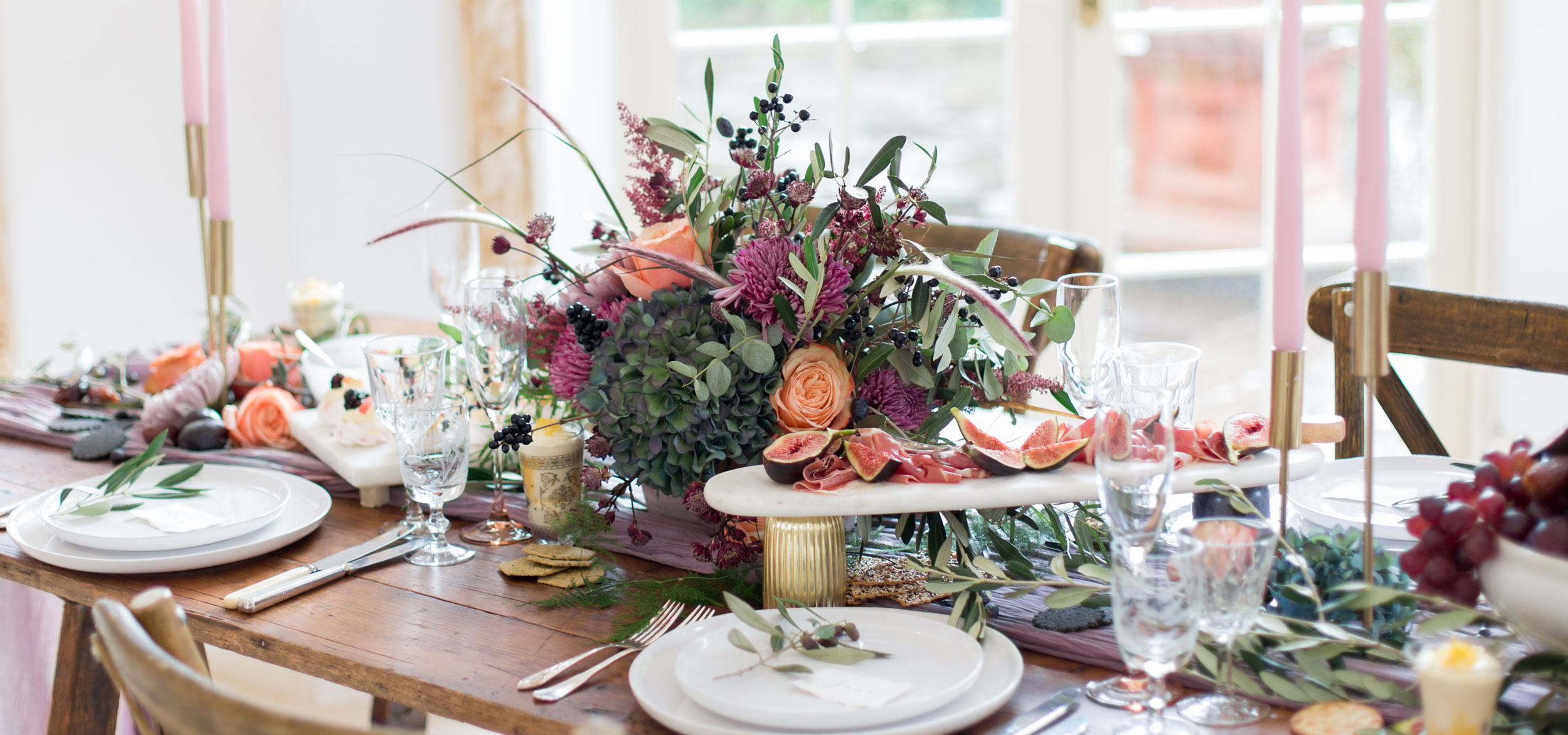 Event Catering & Grazing Tables | The Curated Kitchen, Surrey