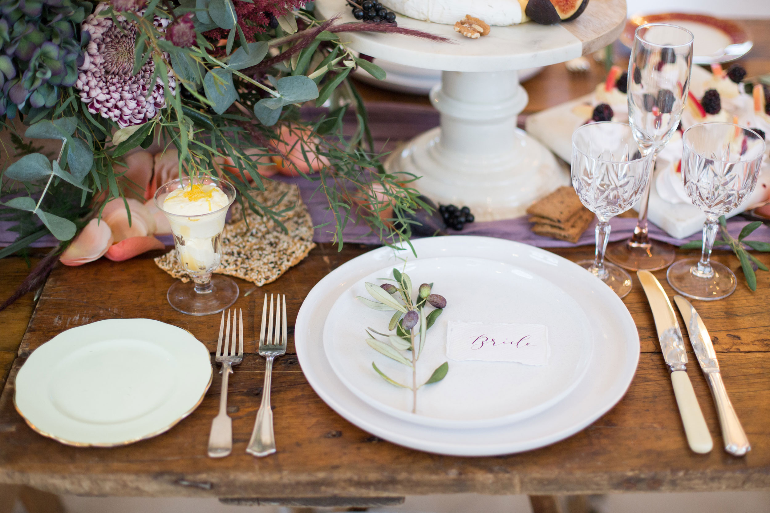 Wedding Catering & Feasting Tables | The Curated Kitchen, Surrey