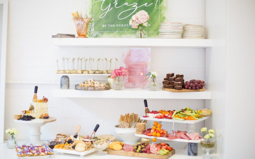 Top Wedding Food Trends for 2019