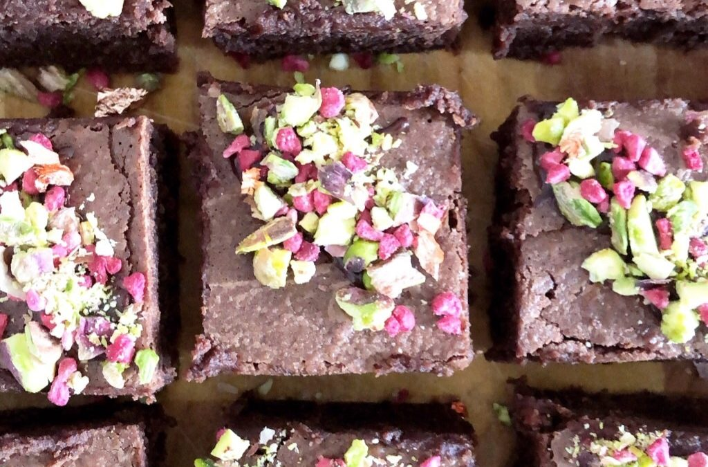 The Perfect Chocolate Brownie Recipe