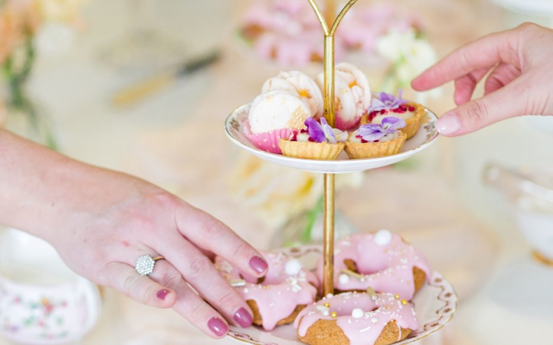 How to Host an Afternoon Tea Bridal Shower