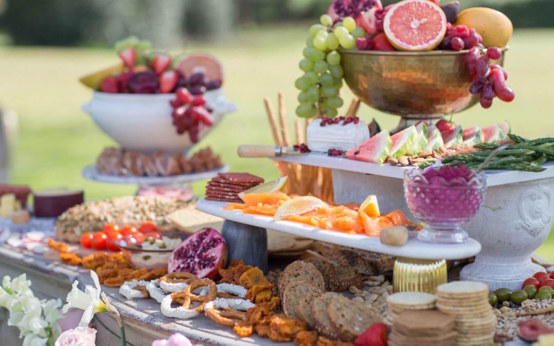 Summer Wedding Menu Ideas