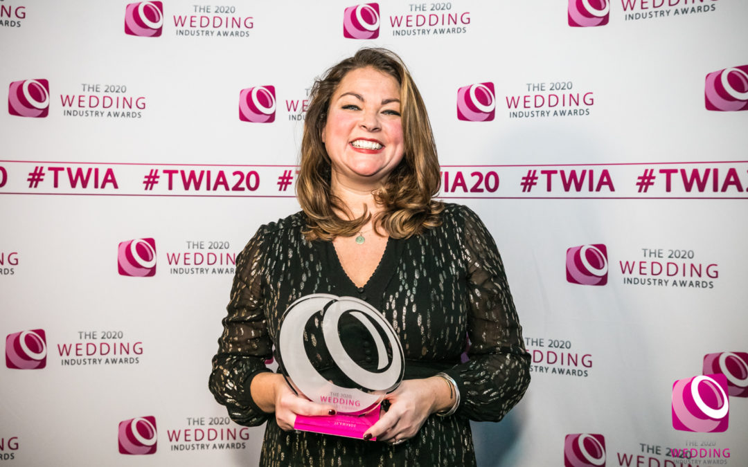 The Curated Kitchen Wins National Award at the 2020 Wedding Industry Awards